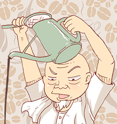 Hasil gambar untuk ngopi yuk webtoon